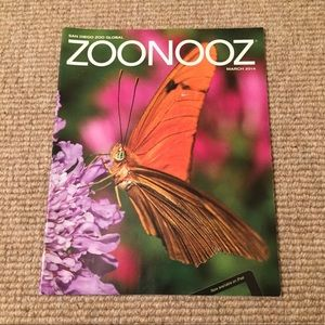 San Diego Zoo Zoonooz, March 2014 Issue
